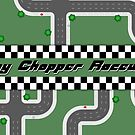 Tiny Chopper Raceway by Josh Bush