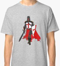 Knights Templar crusader Medieval Gift T-Shirt Classic T-Shirt