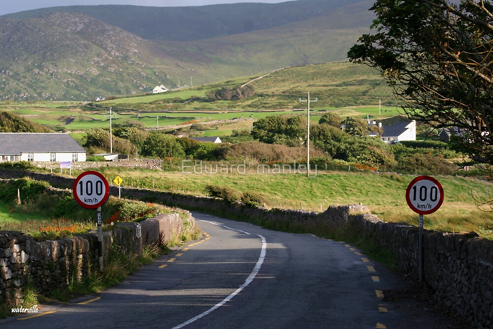 waterville kerry by Edward  manley