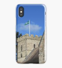 Flying The Flag For St. Petroc's iPhone Case