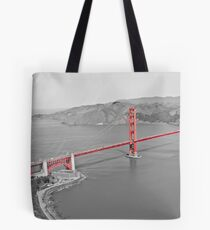 Urban Dimensions SF Rouge  Tote Bag