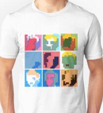 Processed Marilyn Unisex T-Shirt