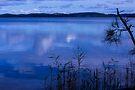 Lake Reflections by KazM