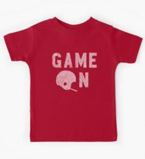 Vintage Football Shirt  - Game On! Kids Clothes