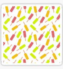 Ice cream pattern Sticker