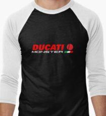 DUCATI MONSTER ITALIAN TRICOLOUR T-Shirt