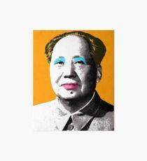 Marilyn Mao - Orange Art Board