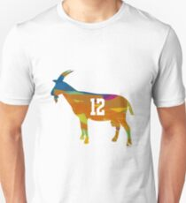Tom Brady King Of The North GOAT 12 T-Shirt
