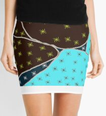 Contemporary design Mini Skirt
