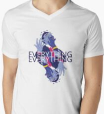 Everything Everything - EE // Get to Heaven Design V-Neck T-Shirt