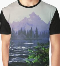 Our wonderful Nature Graphic T-Shirt