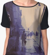 Echoes from the past, New York City Women's Chiffon Top