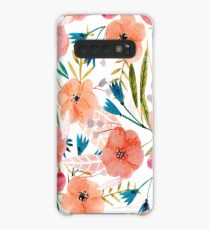 Floral Dance Case/Skin for Samsung Galaxy
