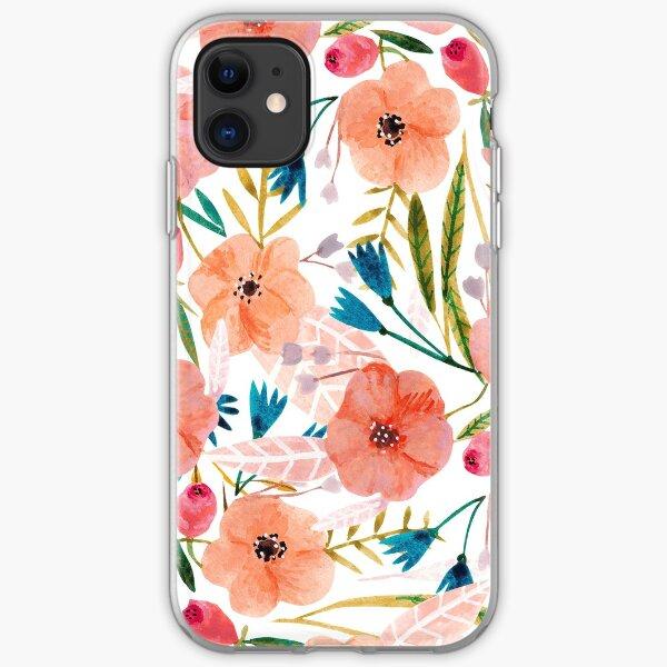 Floral Dance iPhone Soft Case