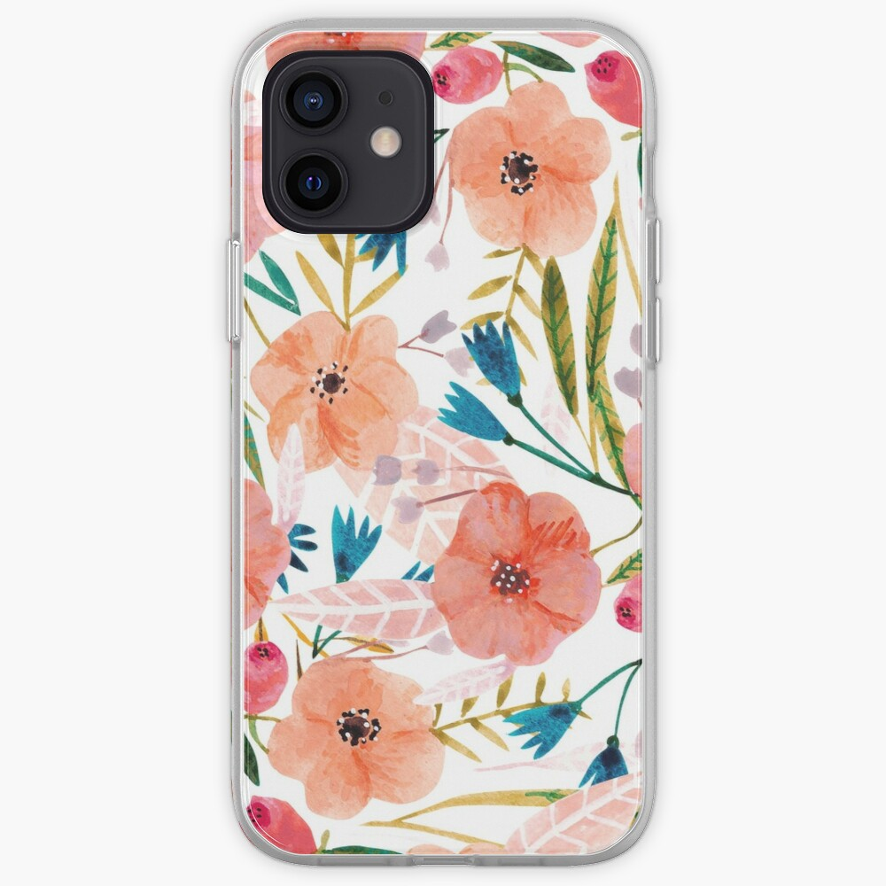 Floral Dance iPhone Case & Cover