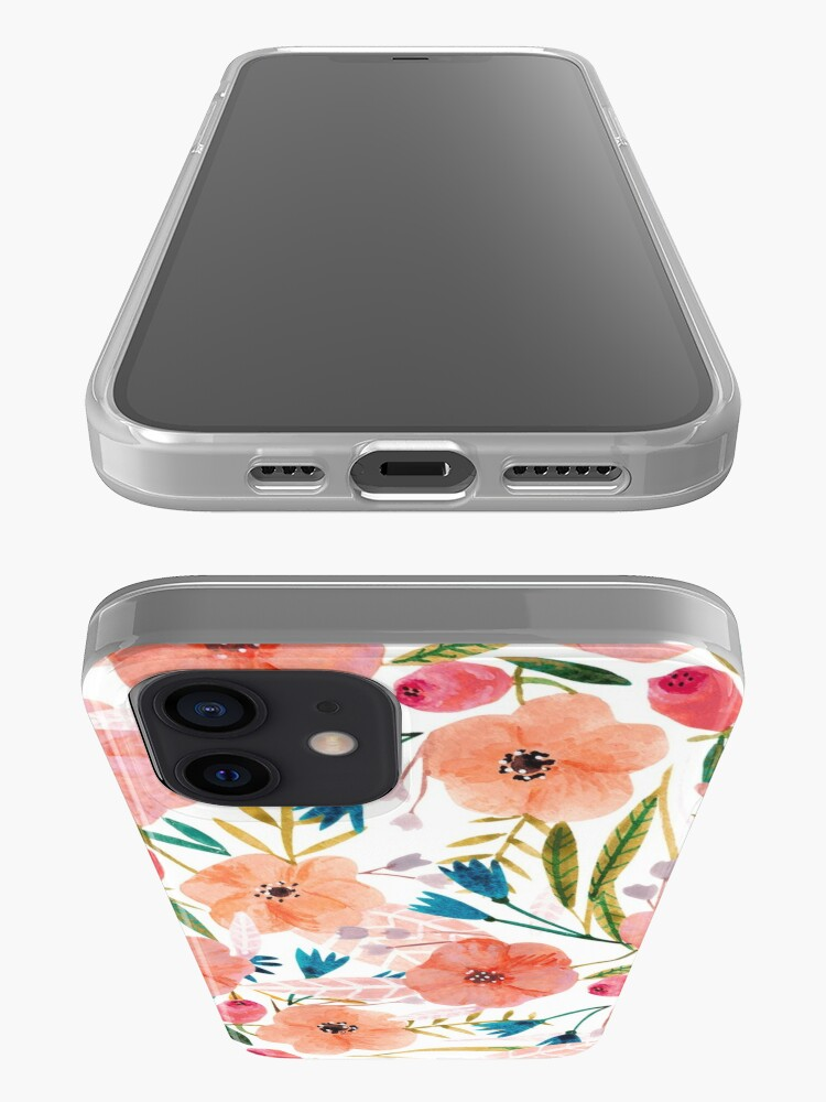 Alternate view of Floral Dance iPhone Case & Cover
