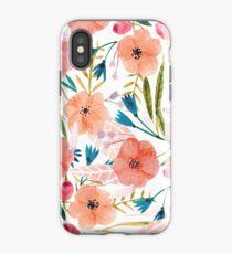 Vinilo o funda para iPhone Danza floral