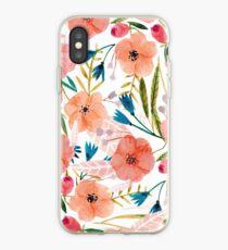 Floral Dance iPhone Case