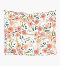 Floral Dance Tapestry