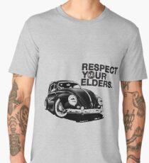 VW Beetle respect your elders Men's Premium T-Shirt