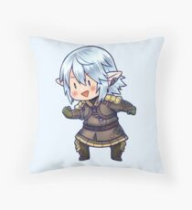 Haurchefant Throw Pillow