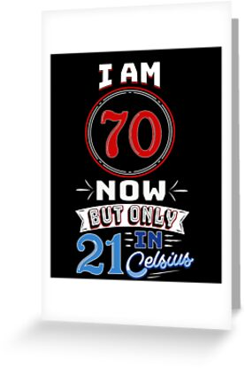 Funny 70th Birthday Gag Gift 70 Year Old