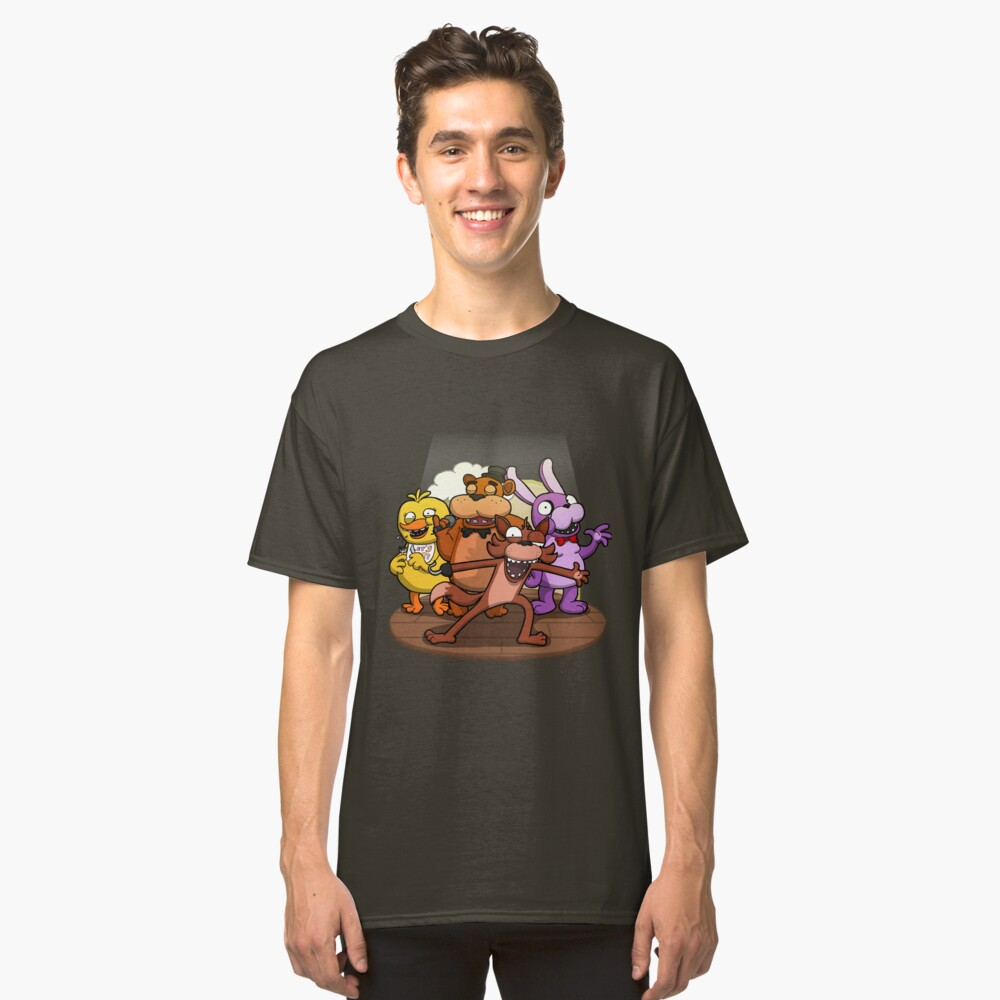 Performing for you LIVE!! Classic T-Shirt