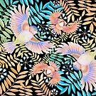 «Pájaros del paraiso» de Ruta Dumalakaite