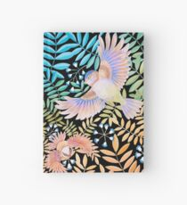 Birds of Paradise Hardcover Journal