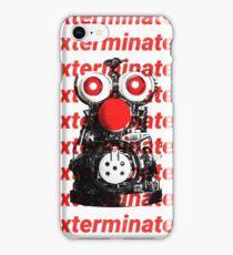 Exterminate. iPhone Case/Skin