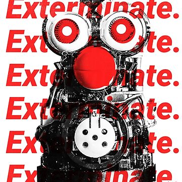 Exterminate. by maxdgrfx