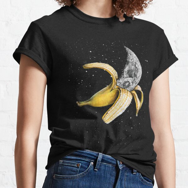 Moon Banana! Classic T-Shirt