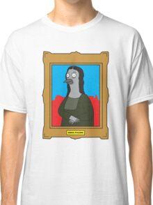 Mona Pigeon Classic T-Shirt