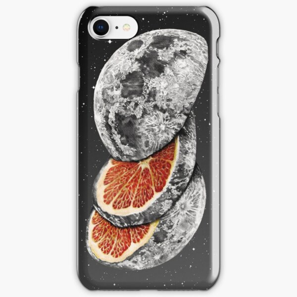 LUNAR FRUIT iPhone Snap Case