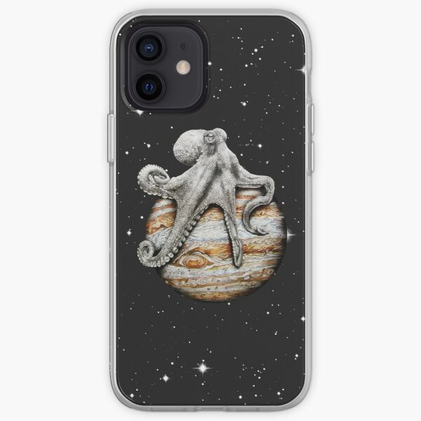 Celestial Cephalopod iPhone Soft Case