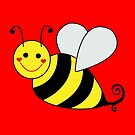 Bumble Bee Graphic by ironydesigns