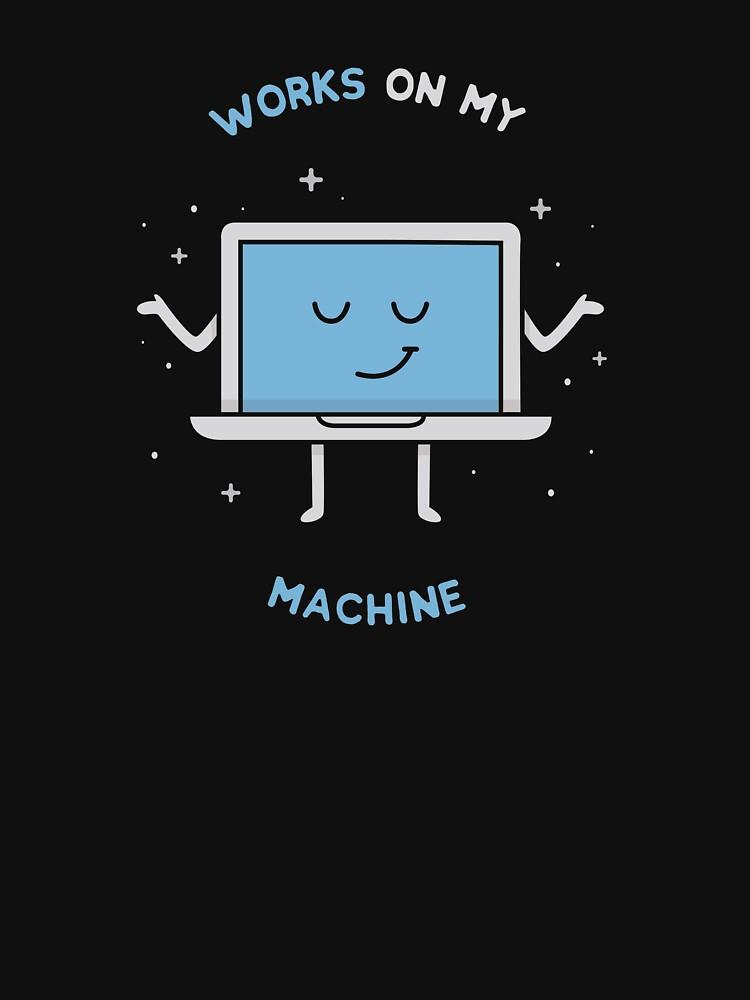 Works on my Machine - Programming by blushingcrow