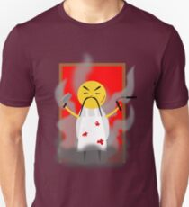 Fu Manchu Man T-Shirt