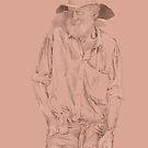 Gulgong Digger by Cary McAulay