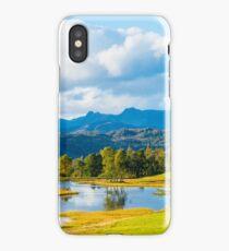 Wise Een Tarn, Claife Heights iPhone Case/Skin
