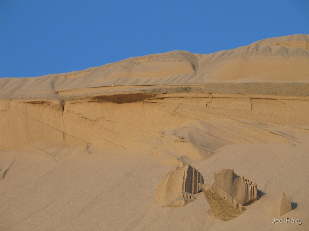 Sands of the Wind by JackRavy