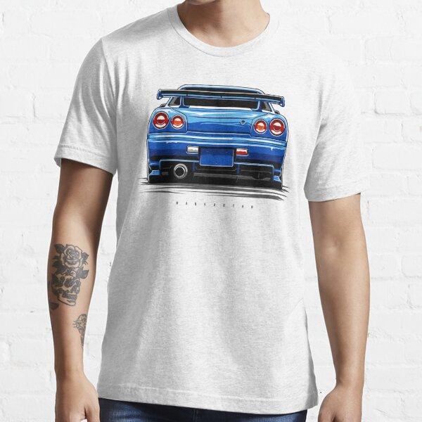 R34 GT-R Essential T-Shirt