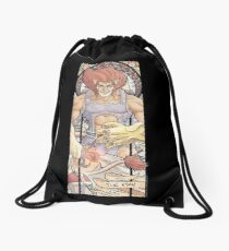 XVII - THE STAR (ZeMiaL) Drawstring Bag
