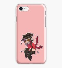 The flower sniper iPhone Case/Skin