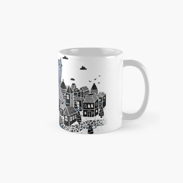 The Fog Classic Mug