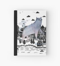 The Fog Hardcover Journal