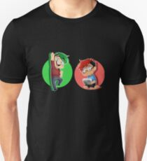 Markiplier & Jack Septic eye Merchandise Unisex T-Shirt