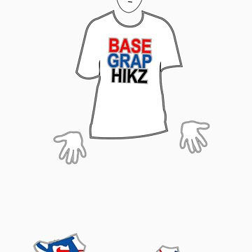 Base Graphikz Mascot — inspired by the 'Jabbawockeez' by BaseGraphikz1