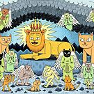 Rebirth of the King by jackteagle