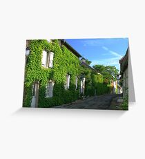 Village in the Dordogne Greeting Card
